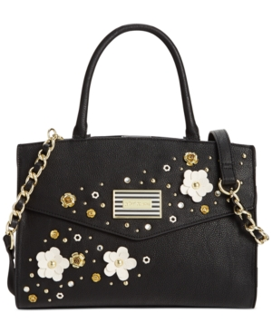Betsey Johnson Pushing Daisies Satchel