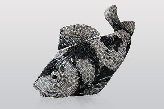 Koi Fish Minaudiere Clutch