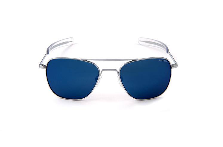 Randolph Engineering Flash Lens Aviator Sunglasses