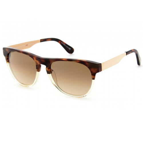 Oliver Peoples Braverman Mixed-Media Sunglasses