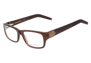 Gargoyles Intake Brown Eyeglasses