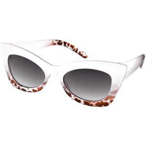 ASOS Cat-Eye Sunglasses with Mixed Frames