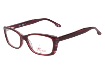 Sofia Vergara Juliana Wine Eyeglasses