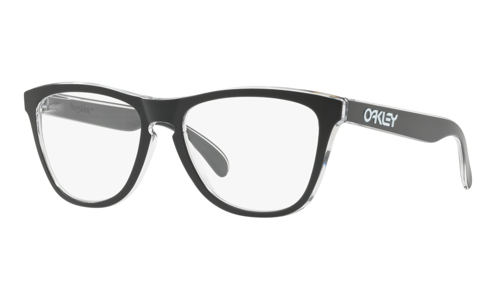 Oakley Men's Frogskins Eyeglasses