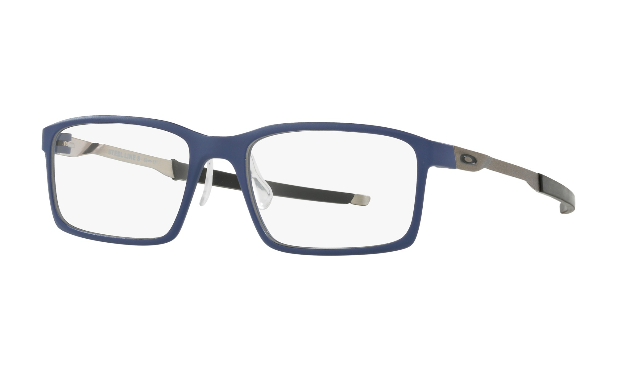 Oakley Men's Steel Line S Matte Denim Eyeglasses