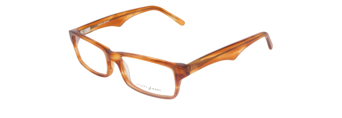Joseph Marc 4037 Burnt Amber Eyeglasses