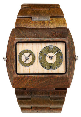 Eco-Friendly Wooden Watch by WeWood