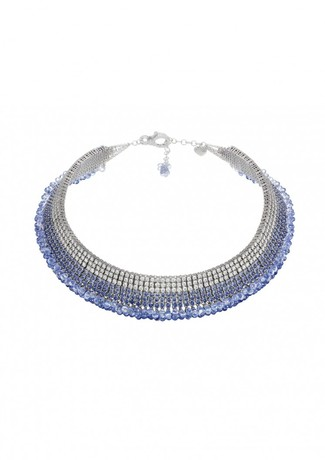 Chopard Sapphire and Diamonds Copacabana Necklace
