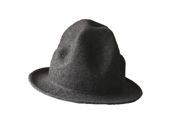 Vivienne Westwood Grey Mountain Hat