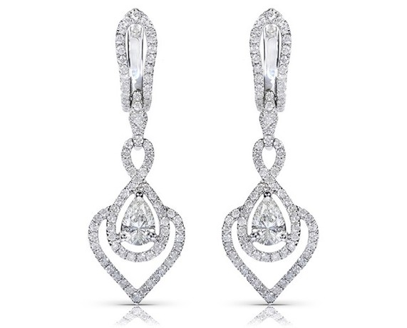 Kobelli Diamond Earrings