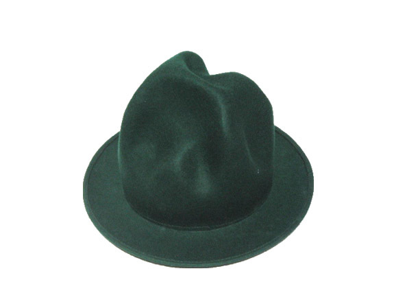 Vivienne Westwood Green Mountain Hat