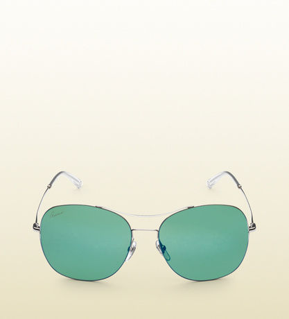 Gucci Techno Color Ultra-light Rounded Squared Sunglasses