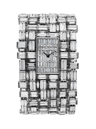 Harry Winston Glacier Watch
