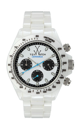Toy Watch Ceramica Watch Collection White Chronograph