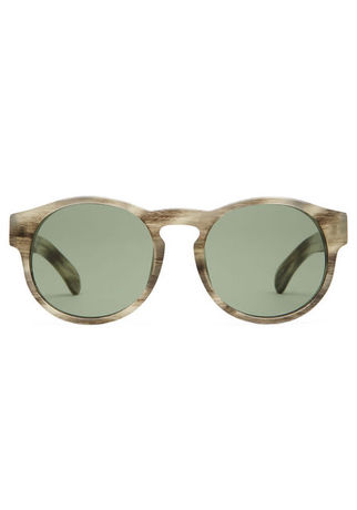 Dries Van Noten x Linda Farrow Printed Sunglasses