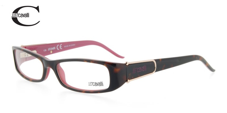 Just Cavalli JC0180 Tortoise Shell Prescription Glasses