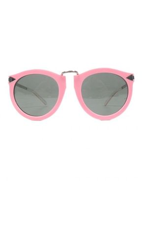 Karen Walker Pink Harvest Sunglasses