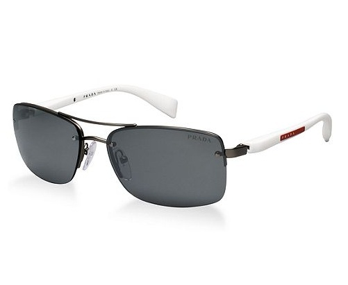 Mini Aviator Sunglasses by Prada