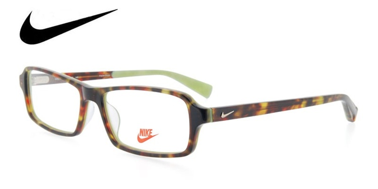 Nike 7023 Tortoise Shell Prescription Glasses