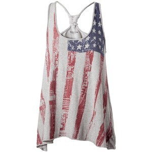 Tommy Hilfiger Cailyn American Flag Tank Top