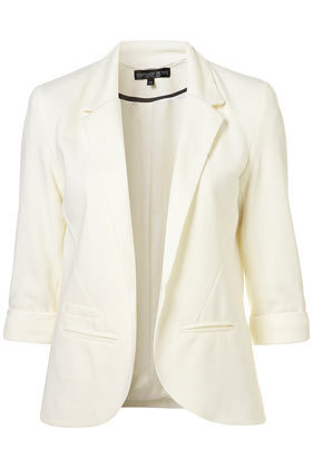 Topshop Structured Blazer