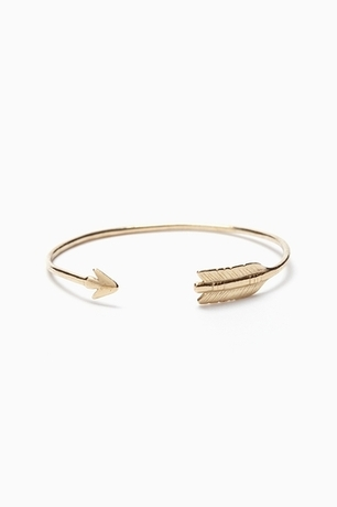 Nasty Gal Arrow Cuff