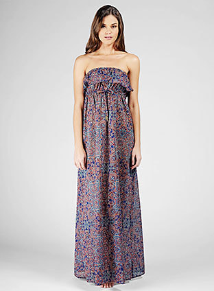 Ella Moss Jewel Box Maxi Dress