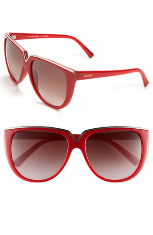 Red Valentino Retro Sunglasses