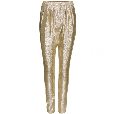 Stella McCartney Lam̩ Trousers