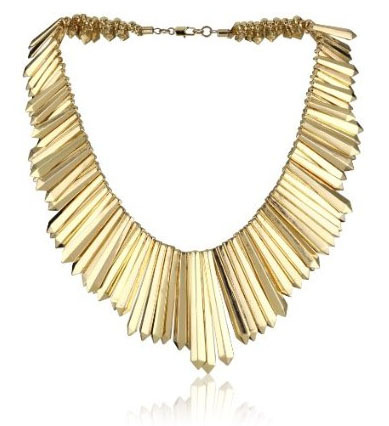 Belle Noel Mini Dagger Collar Necklace