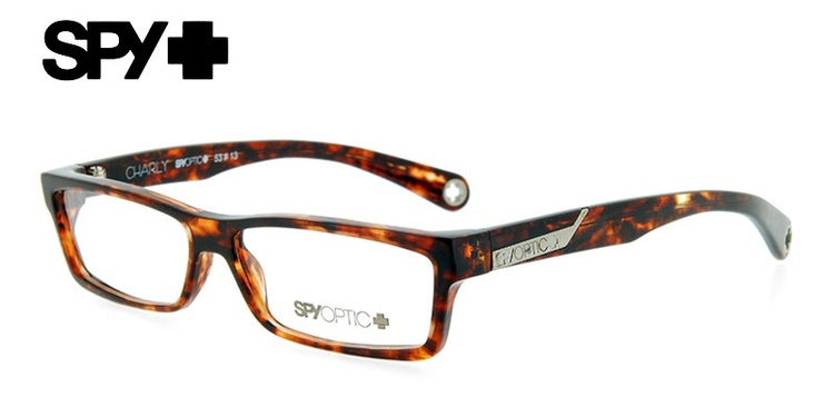 Spy Charly Tortoise Shell Prescription Glasses