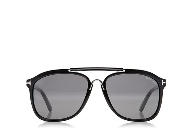 Tom Ford Cade Aviator Sunglasses