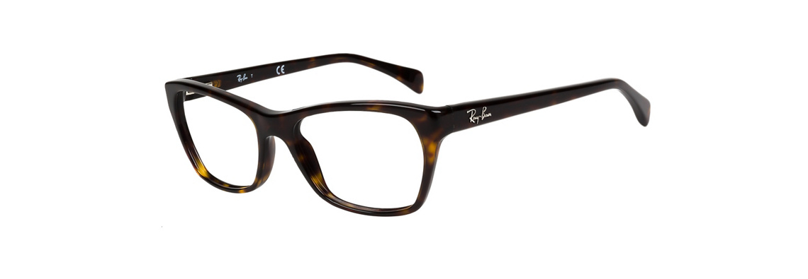 Ray-Ban RB5298 2012 Dark Havana Eyeglasses