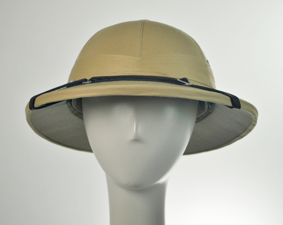 Village Hat Shop French Pith Helmet Hat — ViewTry 063d4cb0463